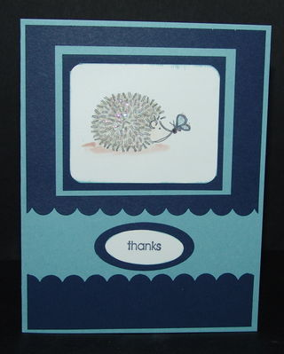 Tracy's Card