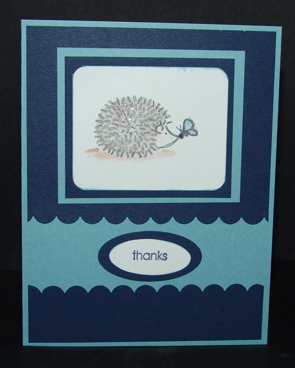 Tracy's Card